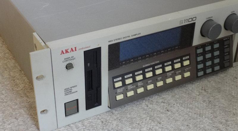 AKAI S-1100
